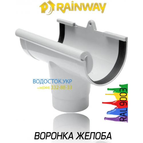White Funnel White System Rainway 130 100