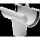 Воронка белая - водосток Rainway 130/100