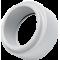 Адаптер трубы белый 100/75 - водосток Rainway