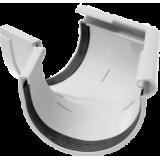 Угол желоба наружный 135° белый - водосток Rainway 130/100