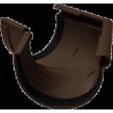 Угол желоба наружный 135° коричневый - водосток Rainway 130/100