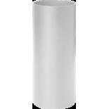 Pipe white system Rainway 90/75