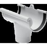Funnel white system Rainway 90/75