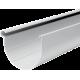 Gutter white system Rainway 90/75