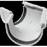 Угол желоба наружный 135° белый - водосток Rainway 90/75