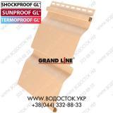 Сайдинг Grand Line Amerika персиковый D4,4 (0.8064кв.м)